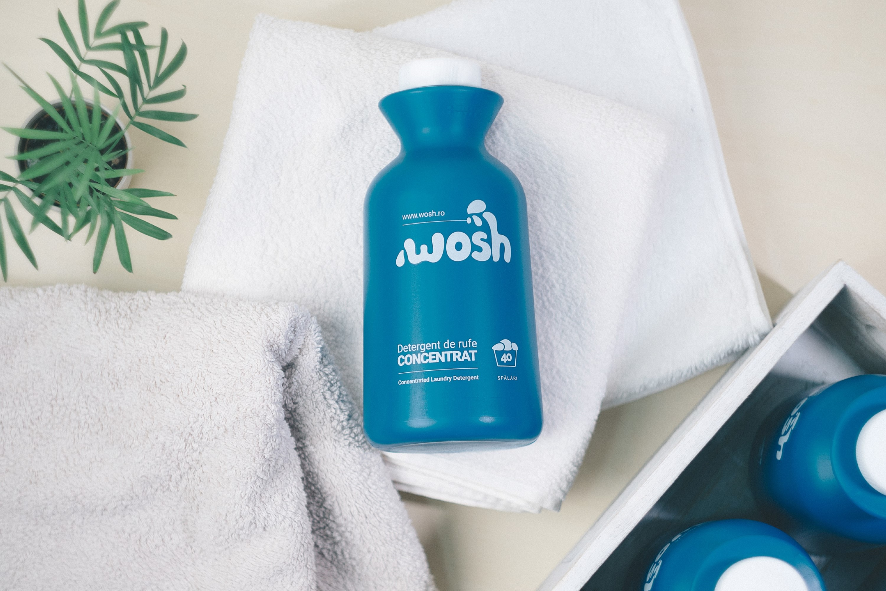 WOSH Concentrated Laundry Detergent