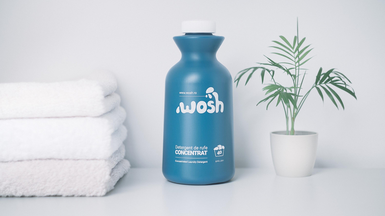 WOSH Concentrated Laundry Detergent Radu Nutiu Emil 2020